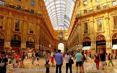 Туры на любой вкус с Texpert - увлекательные путешествия - заказывайте Шоппинг в Милане