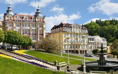 Отдых в Чехия/Марианские лазни. Заказывайте Туры на сайте TourExpert