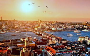Туры на любой вкус с Texpert - увлекательные путешествия - заказывайте Прогулка по Стамбулу с фотографом