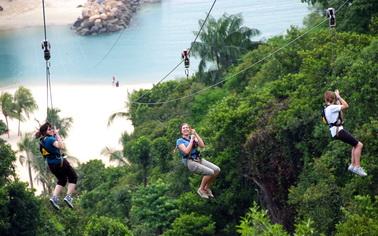 Туры на любой вкус с Texpert - увлекательные путешествия - заказывайте Пять парков — одно приключение! Сингапур с детьми