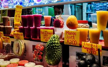 Туры на любой вкус с Texpert - увлекательные путешествия - заказывайте Гастро-тур по Сингапуру