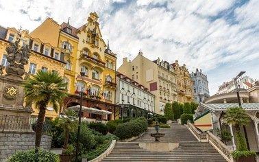 Отдых в Чехия/Карловы Вары. Заказывайте Туры на сайте TourExpert
