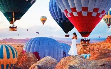 Туры на любой вкус с TourExpert - увлекательные путешествия - заказывайте полеты на шарах
