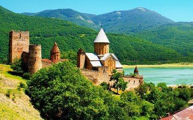 Отдых в Грузия/Выходные в Тбилиси. Заказывайте Туры на сайте TourExpert