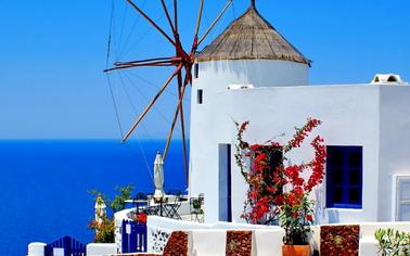 Отдых в Греция/остров Санторини. Заказывайте Туры на сайте TourExpert