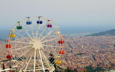 Отдых в Испания/Weekend в Барселоне. Заказывайте Туры на сайте TourExpert